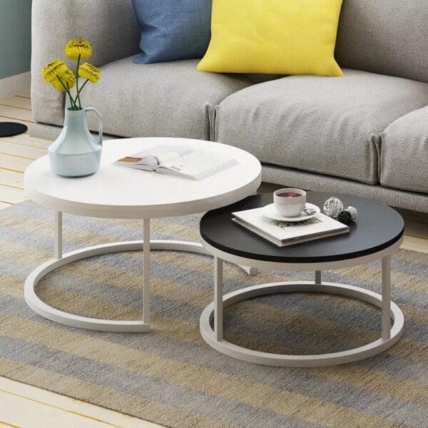 Side Table Double Set